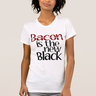 El tocino es el nuevo negro t shirts