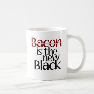 El tocino es el nuevo negro tazas de café