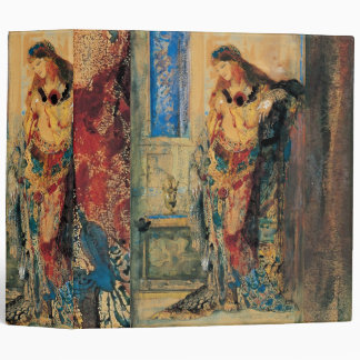 "El Toilette de Gustave Moreau Carpeta 2"""