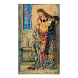 El Toilette de Gustave Moreau Impresiones Fotograficas