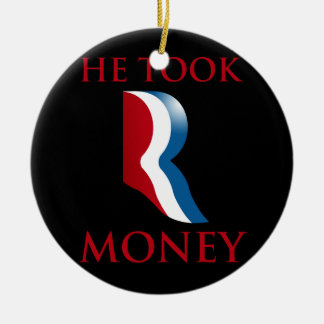 ÉL TOMÓ R MONEY.png Ornaments Para Arbol De Navidad