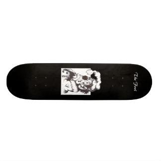 El tonto en amor tablas de skate