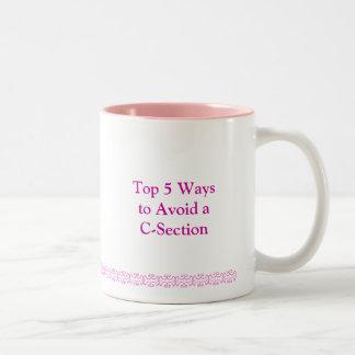 El top 5 Waysto evita la CA-Sección Taza