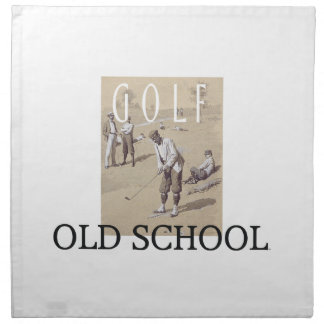 El TOP liga golf Servilletas Imprimidas