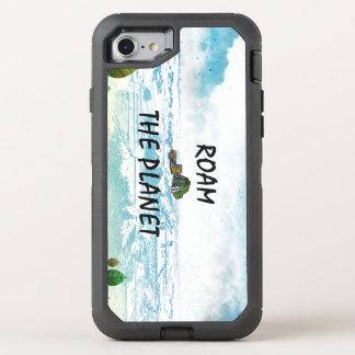 El TOP vaga por el planeta Funda OtterBox Defender Para iPhone 7