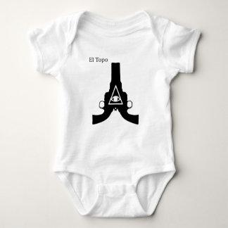 El Topo Baby Bodysuit