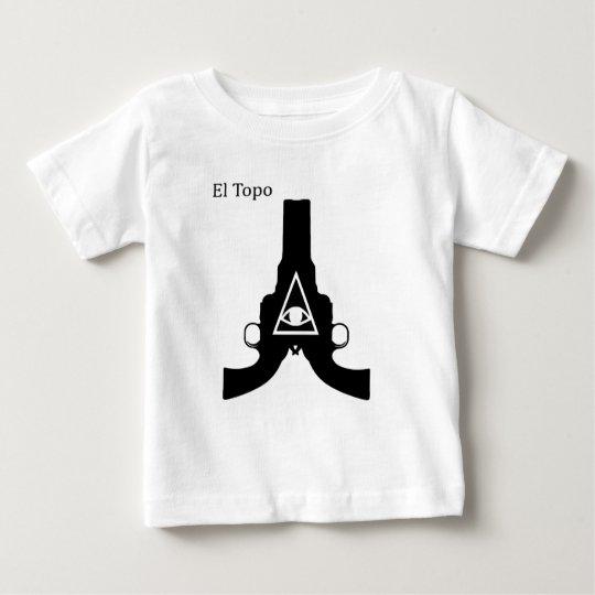 El Topo Baby T-Shirt