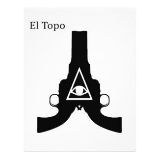 El Topo Letterhead