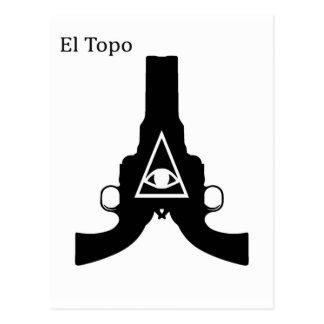 El Topo Postcard