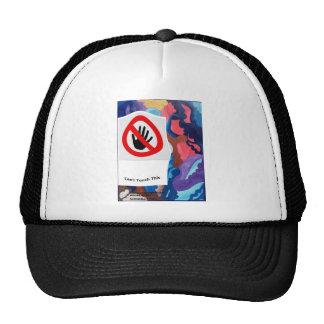 El torbellino no puede tocar esto gorras de camionero