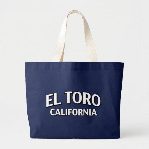 EL Toro California Bolsa