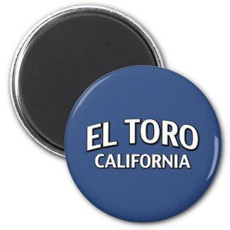 El Toro California Magnet