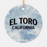 EL Toro California Ornato