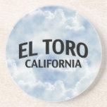EL Toro California Posavasos Cerveza