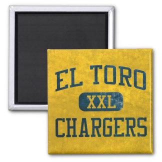 El Toro Chargers Athletics Magnet