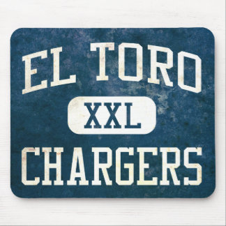 El Toro Chargers Athletics Mouse Pad