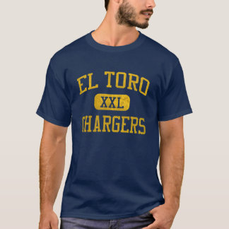 El Toro Chargers Athletics T-Shirt