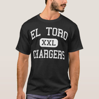 El Toro - Chargers - High - Lake Forest California T-Shirt