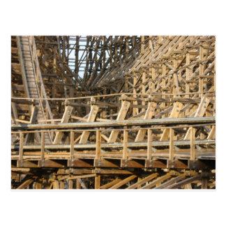 El Toro Roller Coaster Six Flags Great Adventure Postcards