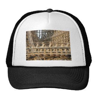 El Toro Roller Coaster Six Flags Great Adventure Trucker Hat