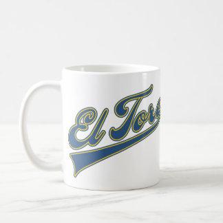 El Toro Script Coffee Mug