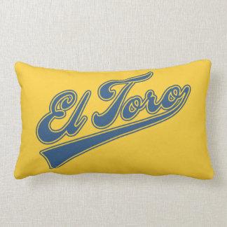 El Toro Script Lumbar Pillow