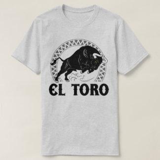 El Toro The Bull Spanish Culture Mexican T-Shirt