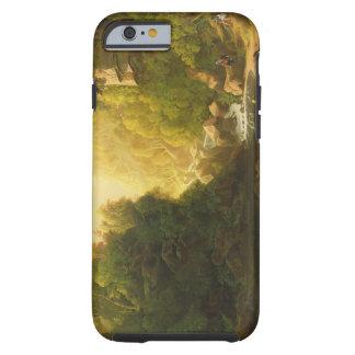 El torrente de la montaña, c.1820-30 (aceite en funda para iPhone 6 tough