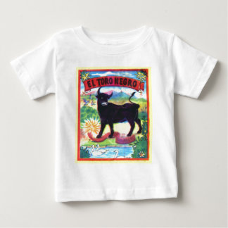 El Torro Negro Baby T-Shirt