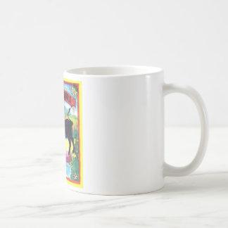 El Torro Negro Classic White Coffee Mug