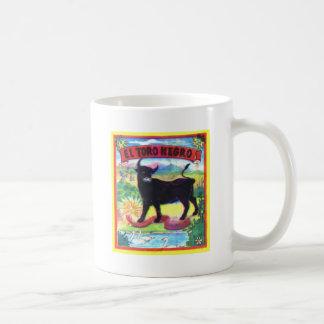 El Torro Negro Coffee Mug