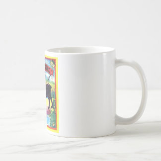 El Torro Negro Coffee Mugs