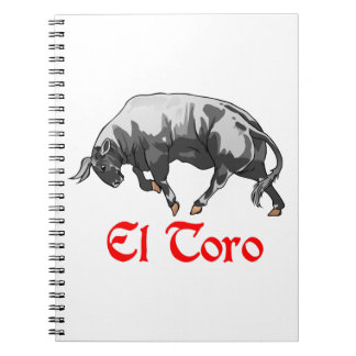 EL TORRO NOTEBOOKS