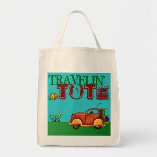 El tote que viaja Vacation Llevar-Todo bolso Bolsa