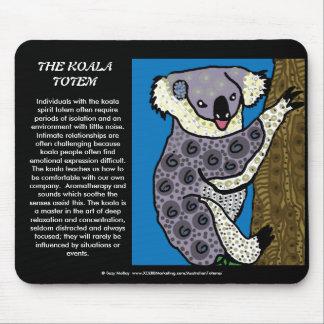 El tótem Mousepad de la koala