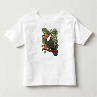 El Toucan feliz T Shirts