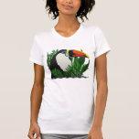 El Toucan magnífico Camisetas