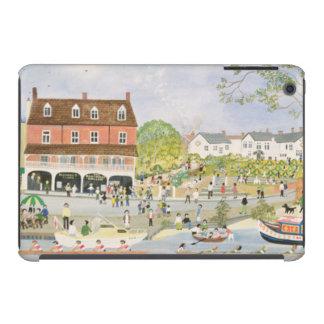 El Towpath Walton-en-Thames Funda De iPad Mini