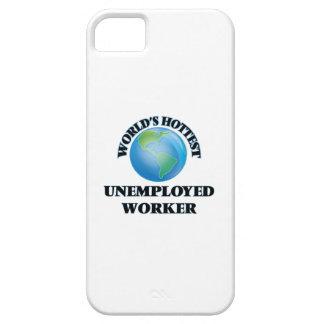 El trabajador parado más caliente del mundo iPhone 5 Case-Mate protectores