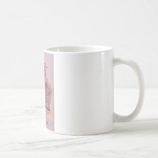 El trabajo de un elefante taza de café