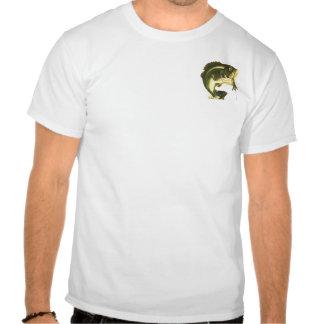 El trabajo está para la gente que no sabe pescar t-shirts