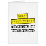 El trabajo más duro del médico de la enfermera… qu tarjeton