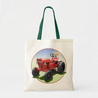 El tractor de la economía bolsas de mano