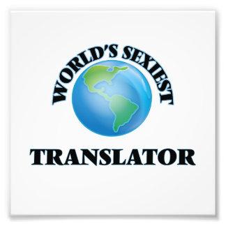 El traductor más atractivo del mundo fotografias