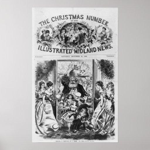 El traer en navidad poster