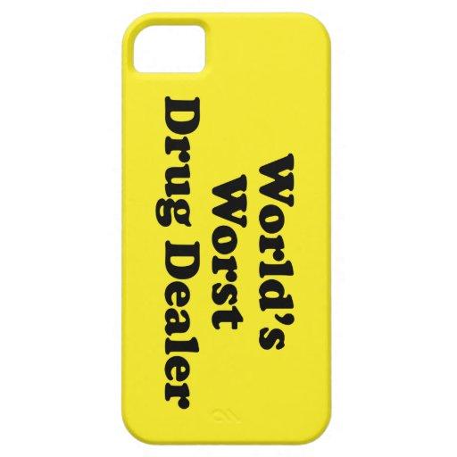 El traficante peor del mundo iPhone 5 carcasas