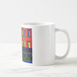 El Train Bronx Coffee Mug