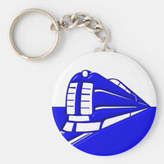 El , Train , Subway Keychain