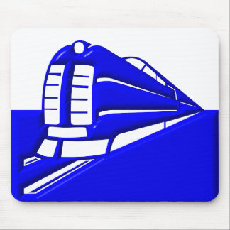 El , Train , Subway Mouse Pad
