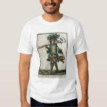 El traje del jardinero poleras